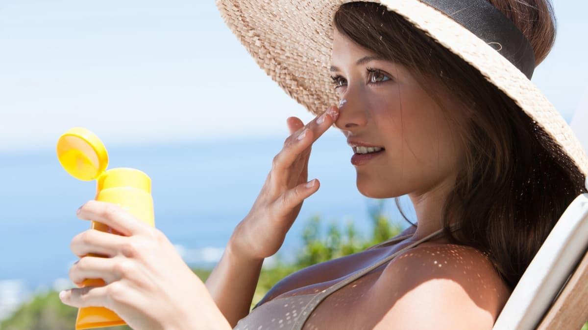 Уход за кожей в летом